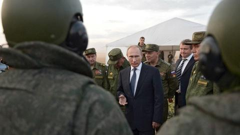PBS NewsHour -- Could a NATO build-up in Europe reignite the Cold War?