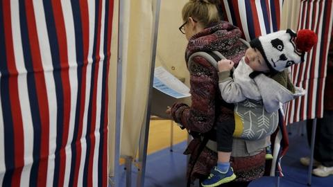 PBS NewsHour -- Here's what's on the minds of New Hampshire voters