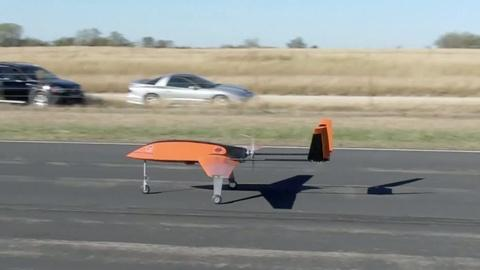 PBS NewsHour -- In Tornado Alley, forecasting severe weather with drones