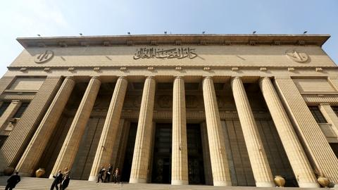 PBS NewsHour -- Has justice taken a backseat to civil order in Egypt?