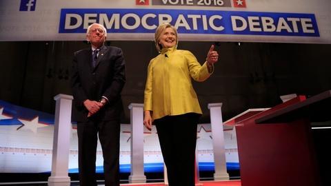 PBS NewsHour -- PBS NewsHour Democratic Debate