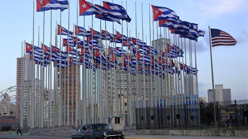 What does Obama's historic visit mean for Cuba and the U.S.? image