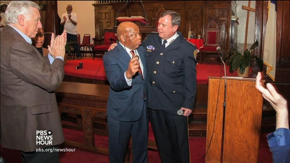 How one chief tried to reverse past police injustices image
