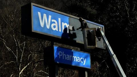 PBS NewsHour -- When Wal-Mart leaves Small Town USA behind