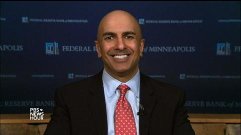 PBS NewsHour -- Former Goldman exec wants to downsize big banks