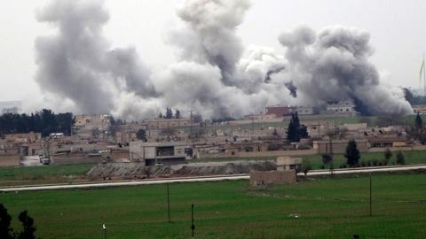 PBS NewsHour -- Fragile ceasefire in Syria breached, Russia says
