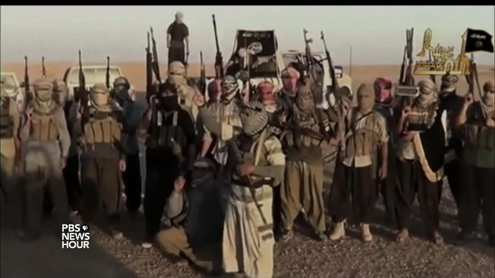 ISIS is recruiting more children to carry out massacres image