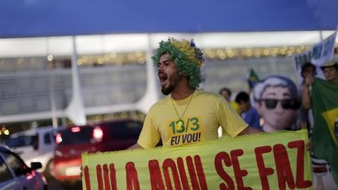 PBS NewsHour -- Corruption allegations stagger troubled Brazil