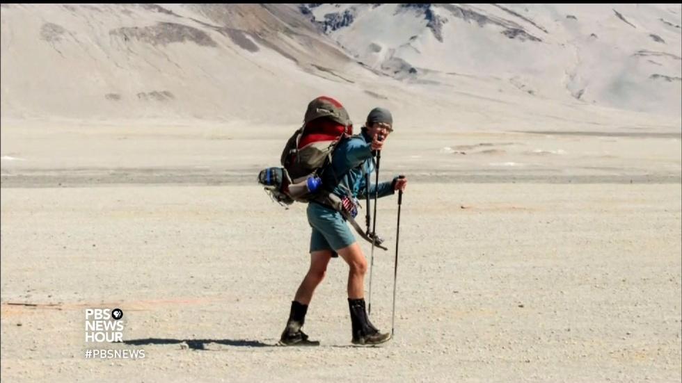 Pair tackles 59 national parks in 59 weeks image