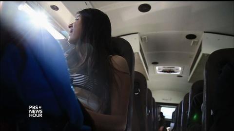 PBS NewsHour -- Wi-Fi on wheels leaves no child offline