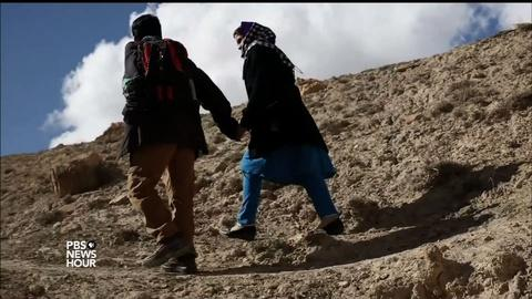 PBS NewsHour -- A chronicle of Afghanistan's modern-day Romeo and Juliet