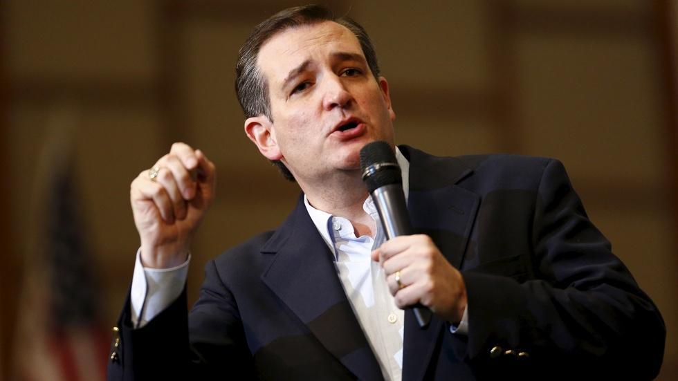 Cruz receives Lee endorsement; vehement criticism from Trump image