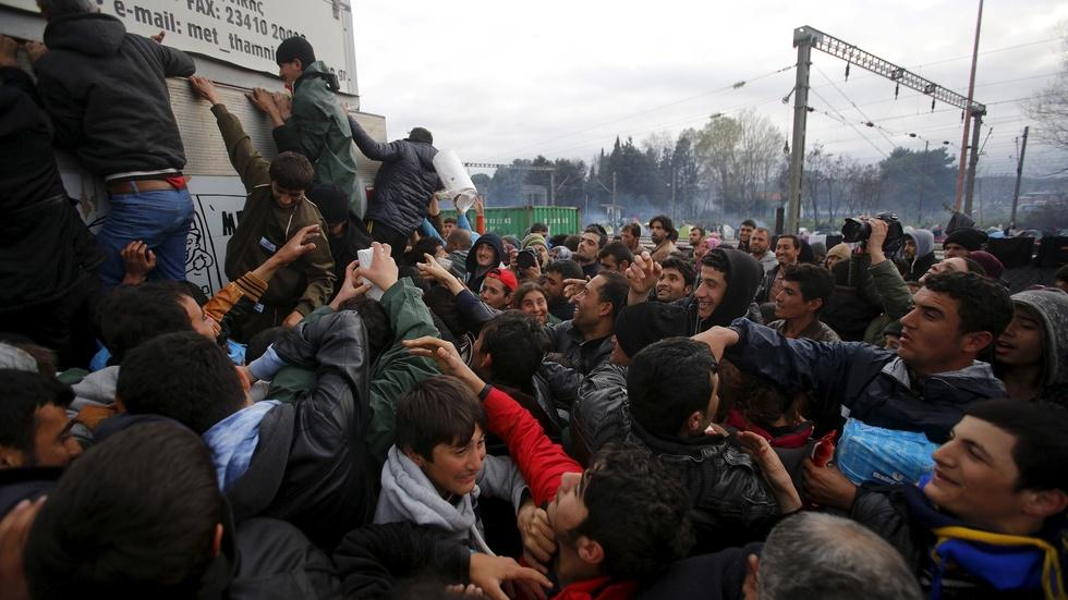 Eastern Europe's migrant crisis is causing political turmoil image