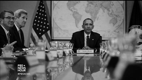 PBS NewsHour -- The Atlantic examines Obama's foreign policy legacy