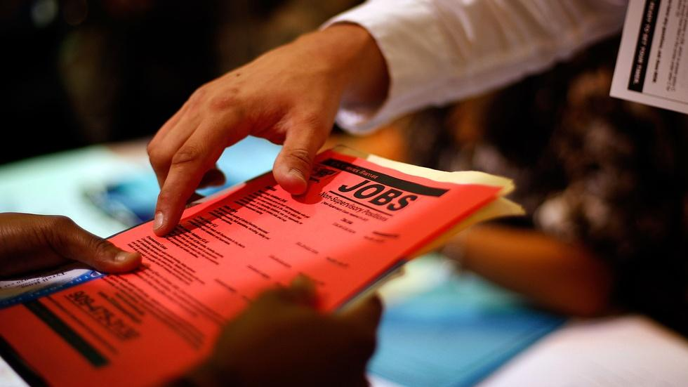 What job growth? Voters still pessimistic about the economy image