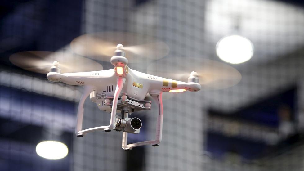 Drone technology is highly sophisticated--but not risk free image
