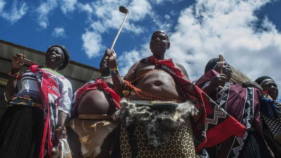 South Africa mulls regulating traditional medicine healers image