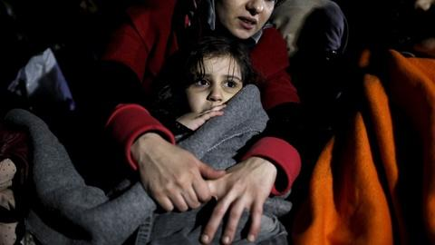 PBS NewsHour -- Turkey-EU deal aimed at migrant crisis comes into effect