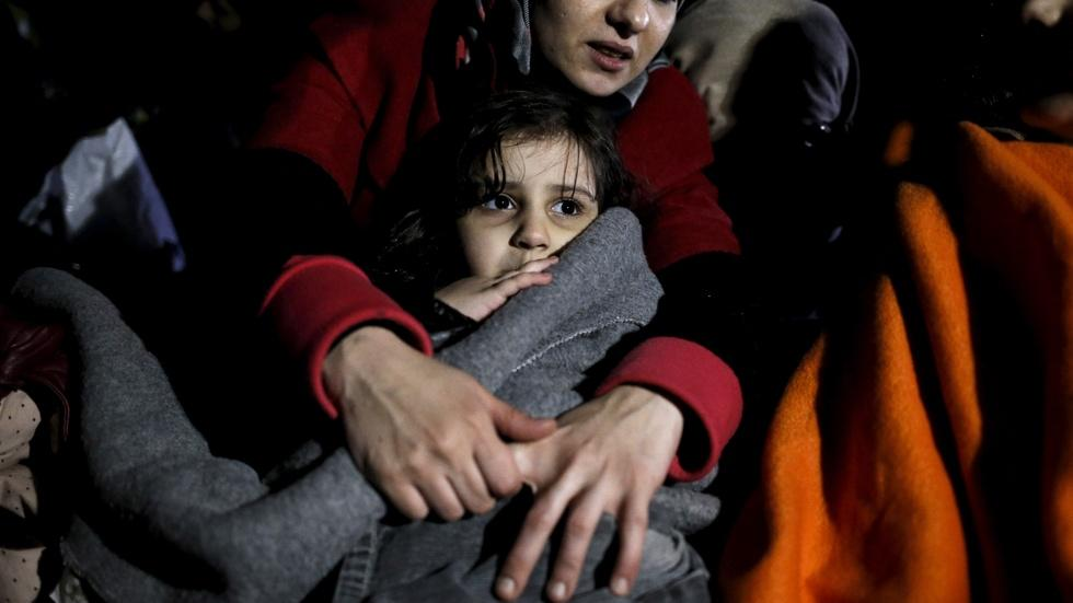 Turkey-EU deal aimed at migrant crisis comes into effect image
