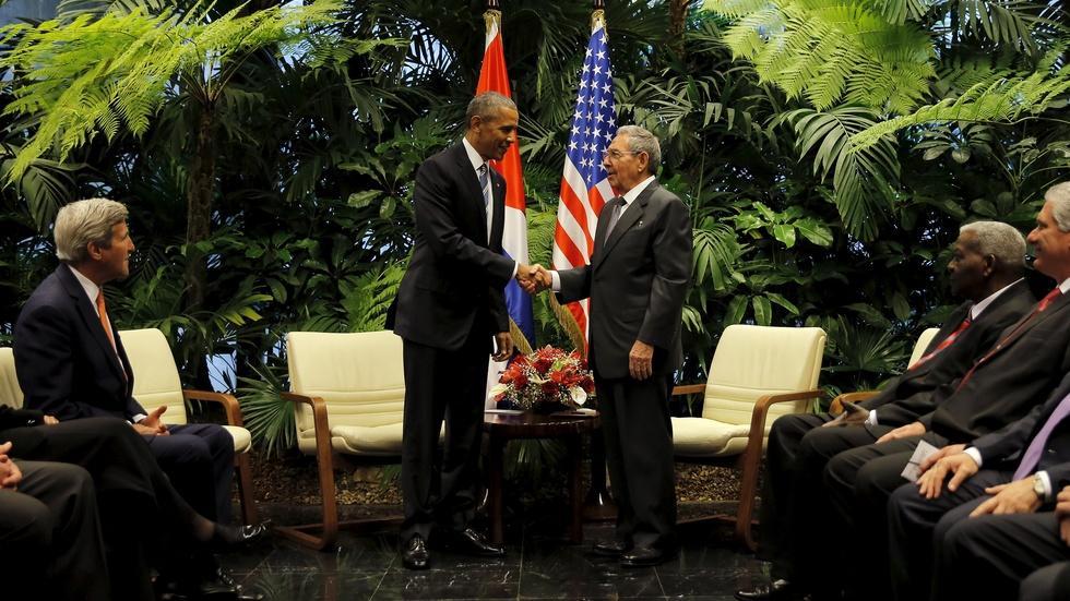 How will U.S. detente change Cuba? image