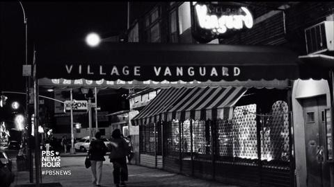 PBS NewsHour -- Monday night tradition keeps the Village Vanguard swinging