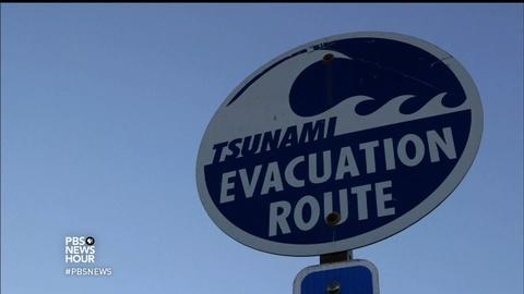 PBS NewsHour -- How the Pacific Northwest is preparing for a major tsunami