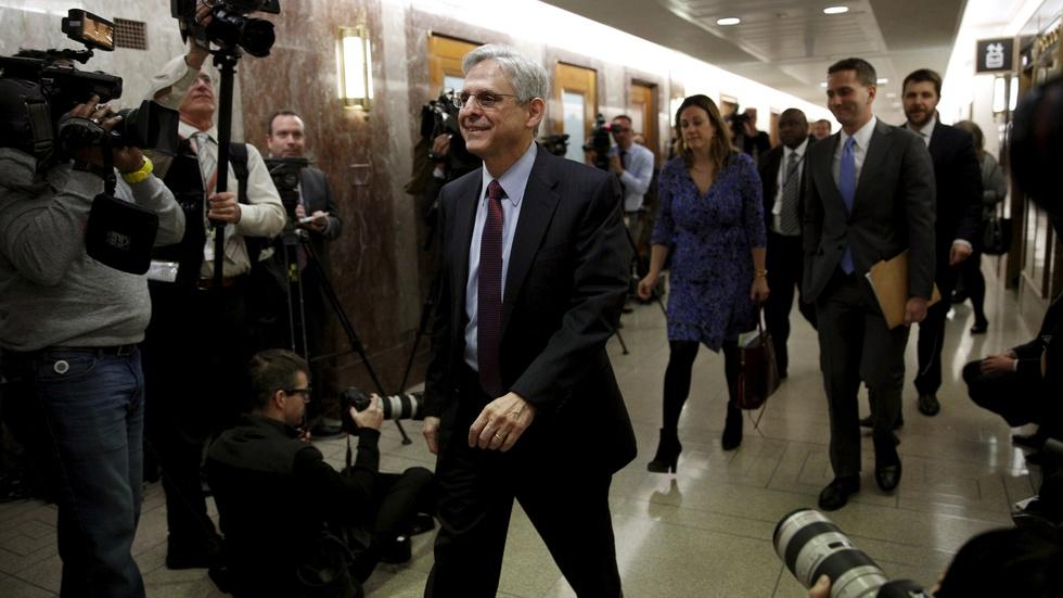 Is Merrick Garland making headway with the GOP? image