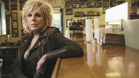 PBS NewsHour -- Lucinda Williams talks finding 'the joy' later in life