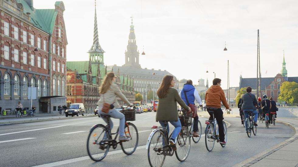 Does Denmark live up to its title as the happiest nation? image