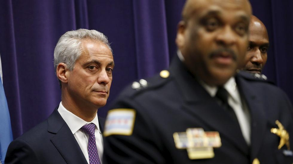 Inside the Chicago Police Department's race problem image