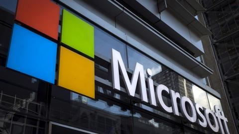 PBS NewsHour -- Microsoft sues DOJ over demands for access to customer data