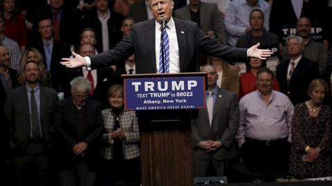 PBS NewsHour -- Is the Republican presidential nomination process fair?
