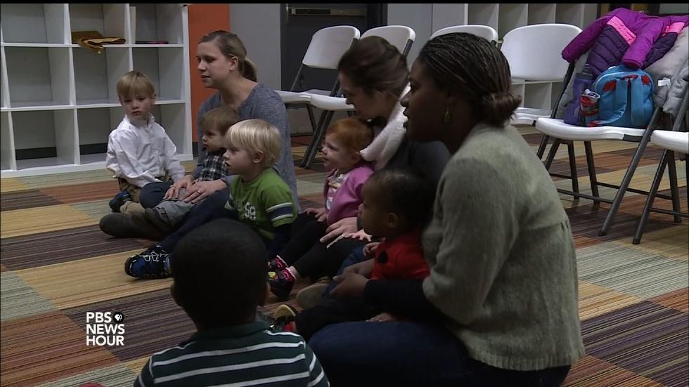 Memphis tries rooting out childhood trauma to improve health image