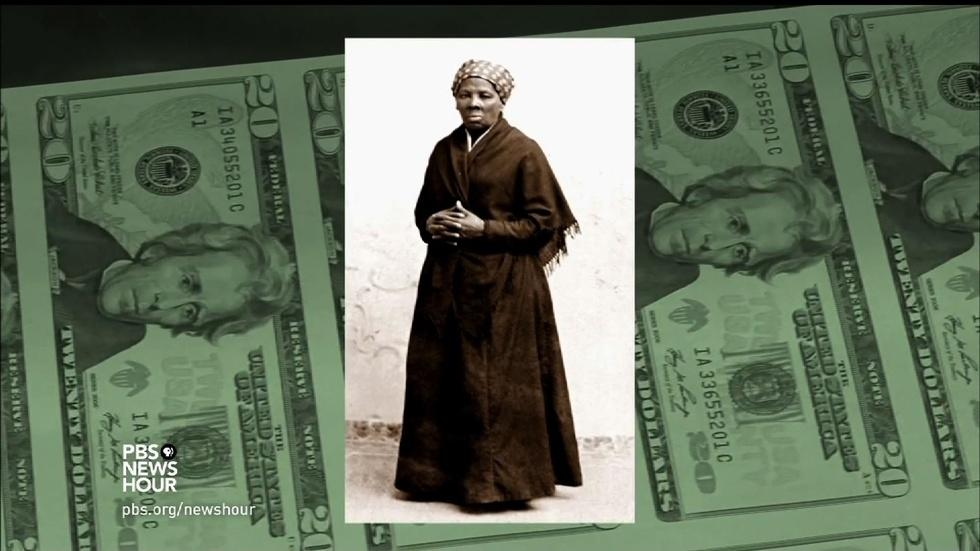 Harriet Tubman kicks Andrew Jackson off the face of the $20? image