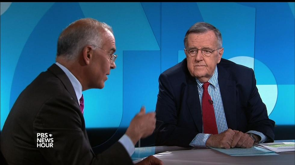Shields and Brooks on Va. voting rights for felons image