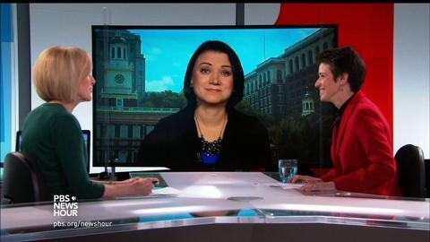 PBS NewsHour -- Can a Cruz-Kasich alliance stop Donald Trump?