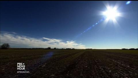 PBS NewsHour -- Why going green is growing on U.S. farmers