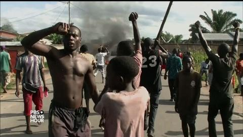 PBS NewsHour -- Why assassins are hunting these Burundian refugees in Kenya