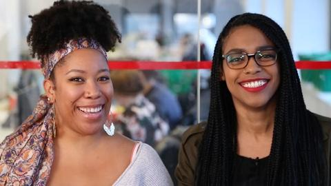 PBS NewsHour -- What it means to be unapologetically black