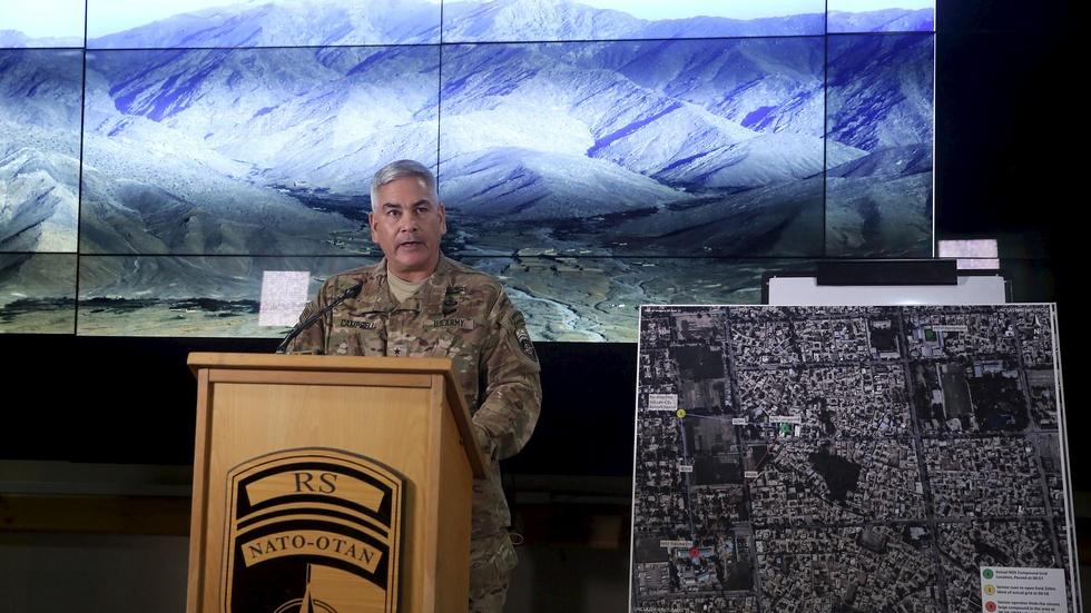 News Wrap: U.S. soldiers disciplined for accidental bombing image