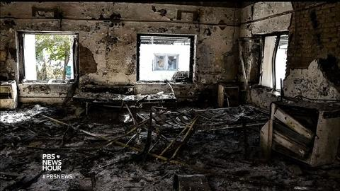 PBS NewsHour -- Chain of errors led to U.S. bombing of Afghan hospital