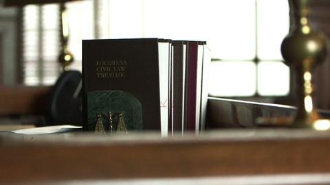 PBS NewsHour -- Wait list grows as NOLA public defenders refuse cases