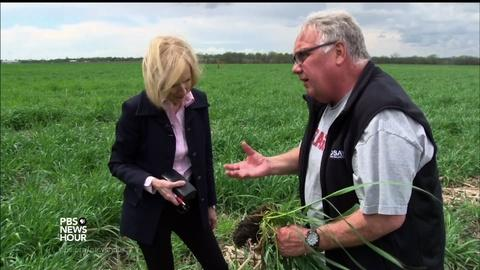 PBS NewsHour -- How farmer-philanthropist Howard Buffett is planting hope