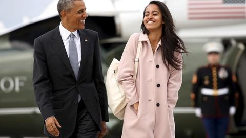 PBS NewsHour -- Why more teens like Malia Obama are taking a gap year