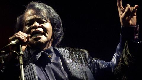 PBS NewsHour -- You don't have to search for James Brown's musical influence