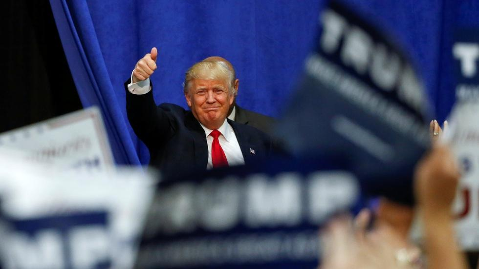 Trump the leader of the free world? Two GOP perspectives image