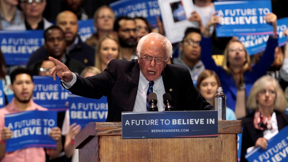 Sanders on strategy, foreign policy & the outlook for DNC image