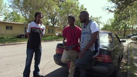 PBS NewsHour -- California program offers cash to reduce gun violence