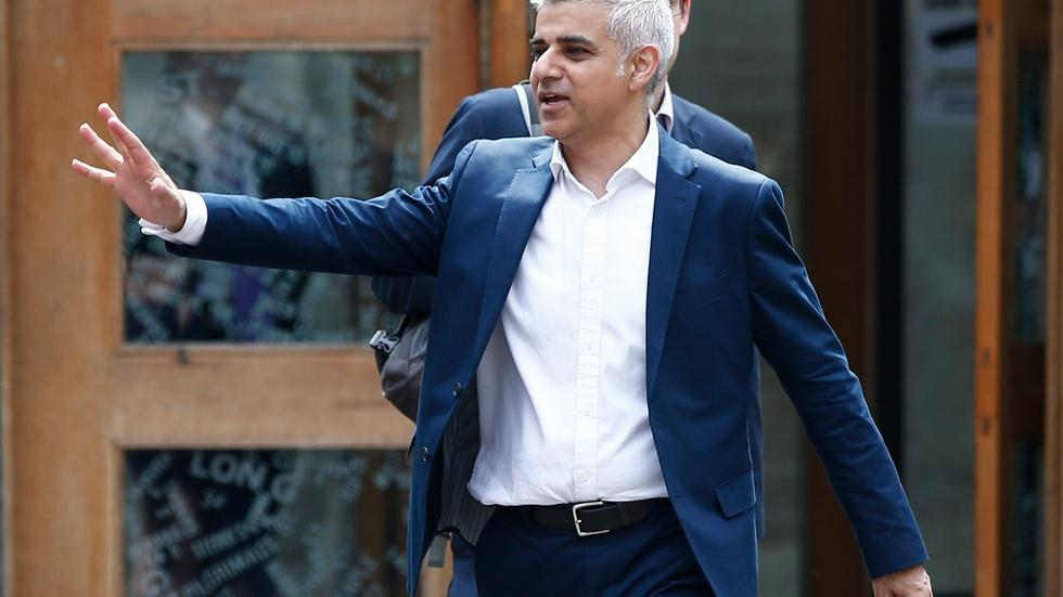 In historic election, London elects first Muslim mayor image