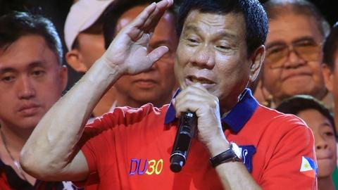 PBS NewsHour -- Philippine front-runner drawing comparisons to Trump